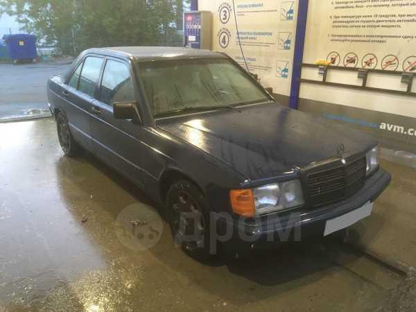 Mercedes-Benz 190, 1989 год, 125 000 руб.