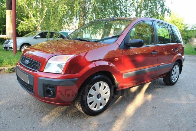 Ford Fusion, 2007 год, 269 000 руб.