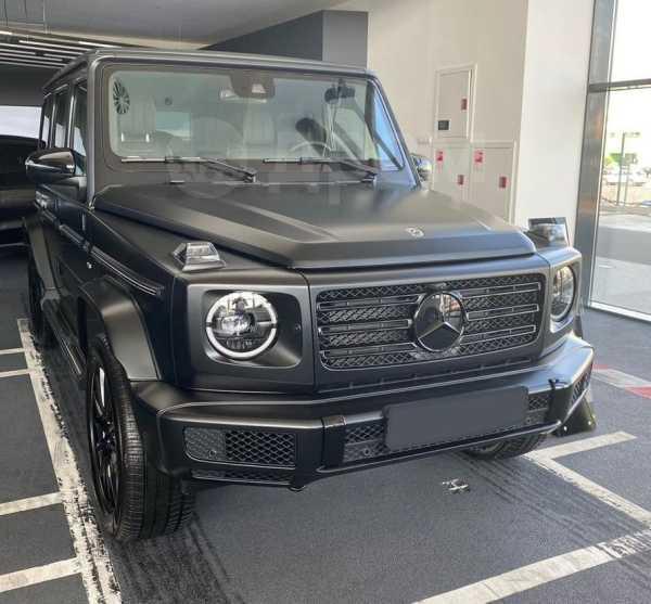 Mercedes-Benz G-Class, 2020 год, 14 700 000 руб.