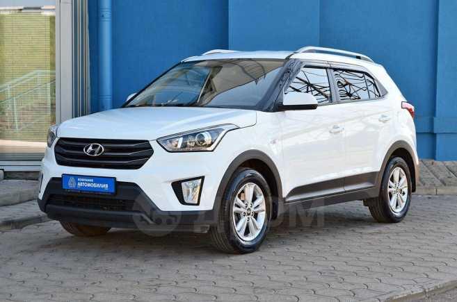 Hyundai Creta, 2017 год, 999 000 руб.