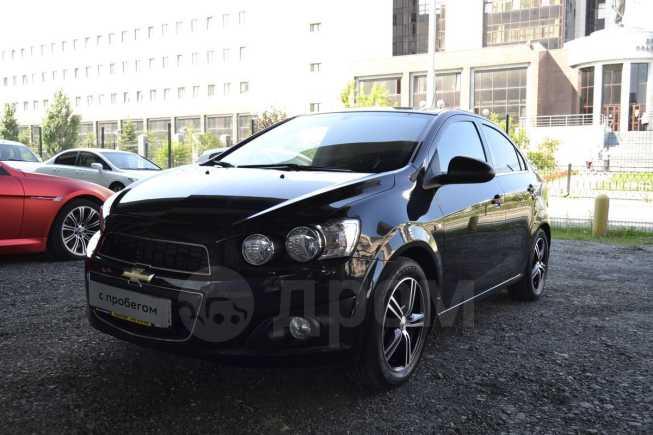 Chevrolet Aveo, 2014 год, 465 000 руб.