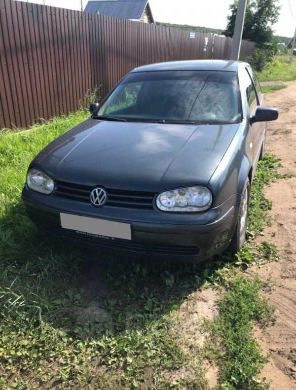 Volkswagen Golf, 2003 год, 193 000 руб.