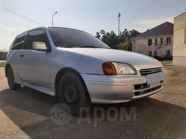 Toyota Starlet, 1996 год, 78 000 руб.