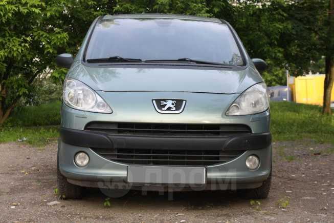 Peugeot 1007, 2005 год, 350 000 руб.