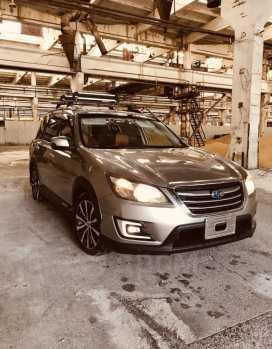 Южно-Курильск Subaru Exiga 2015