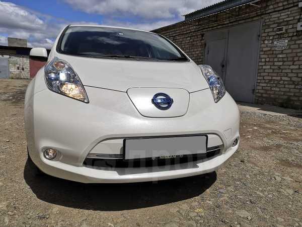 Nissan Leaf, 2013 год, 475 000 руб.