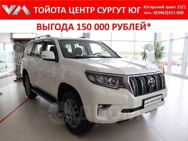 Toyota Land Cruiser Prado, 2020 год, 3 953 000 руб.