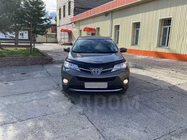Toyota RAV4, 2013 год, 1 210 000 руб.