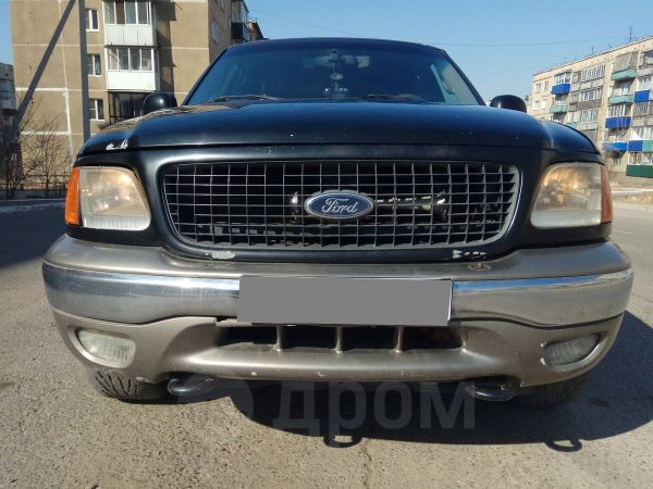 Ford Expedition, 2001 год, 340 000 руб.