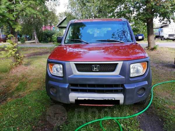Honda Element, 2005 год, 450 000 руб.