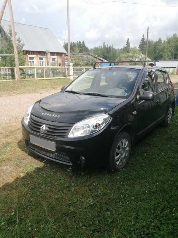 Renault Sandero, 2010 год, 340 000 руб.
