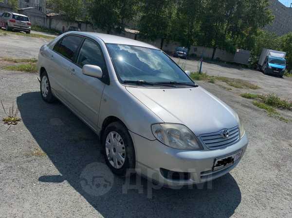 Toyota Corolla, 2005 год, 299 000 руб.
