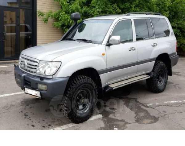 Toyota Land Cruiser, 2005 год, 1 200 000 руб.