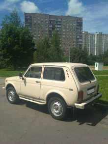 Москва 4x4 2121 Нива 1993