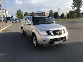 Томск Nissan Navara 2012