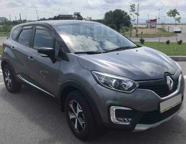 Renault Kaptur, 2017 год, 860 000 руб.