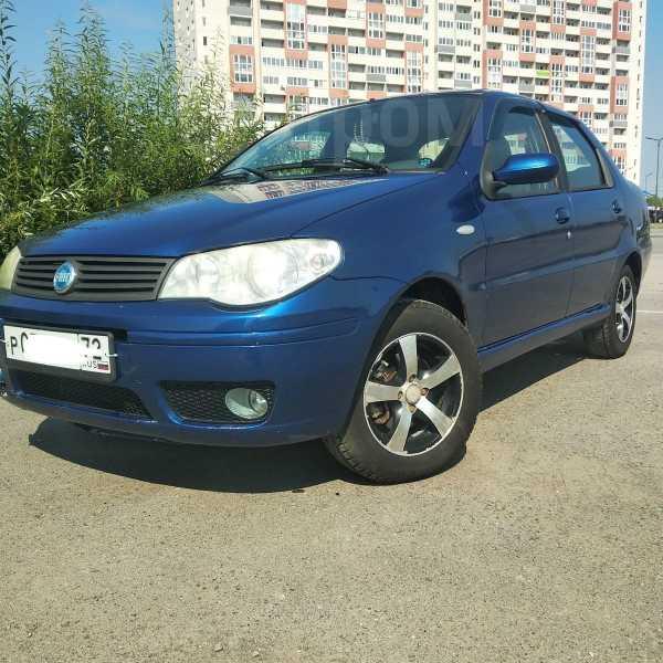 Fiat Albea, 2008 год, 165 000 руб.