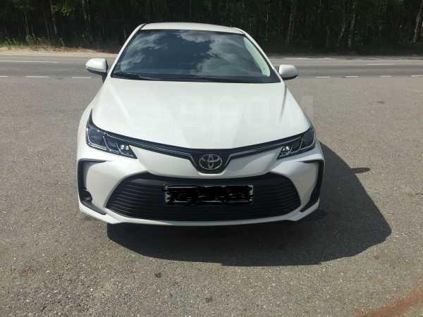 Toyota Corolla, 2019 год, 1 400 000 руб.