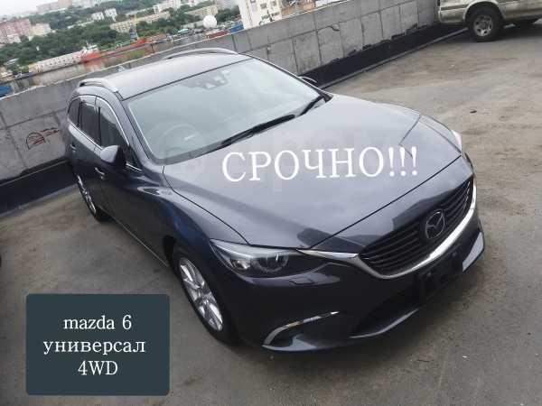 Mazda Atenza, 2015 год, 990 000 руб.