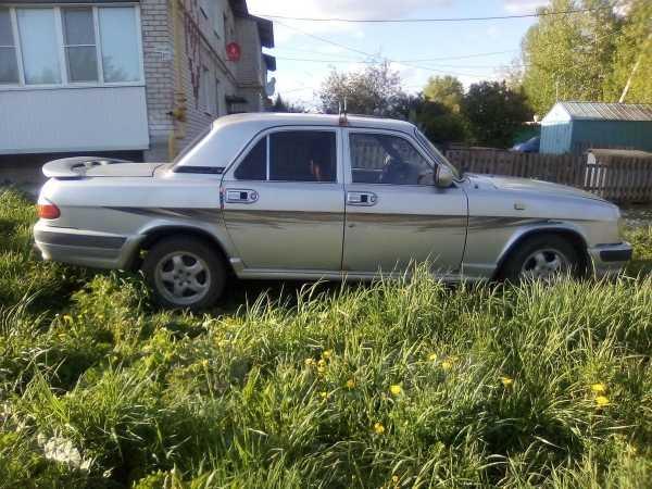 ГАЗ 3110 Волга, 1989 год, 40 000 руб.