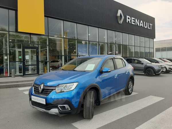 Renault Logan Stepway, 2019 год, 865 000 руб.