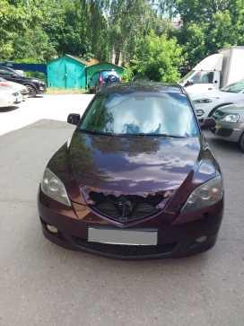 Калуга Mazda3 2007