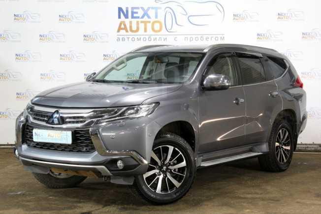 Mitsubishi Pajero Sport, 2017 год, 2 340 000 руб.