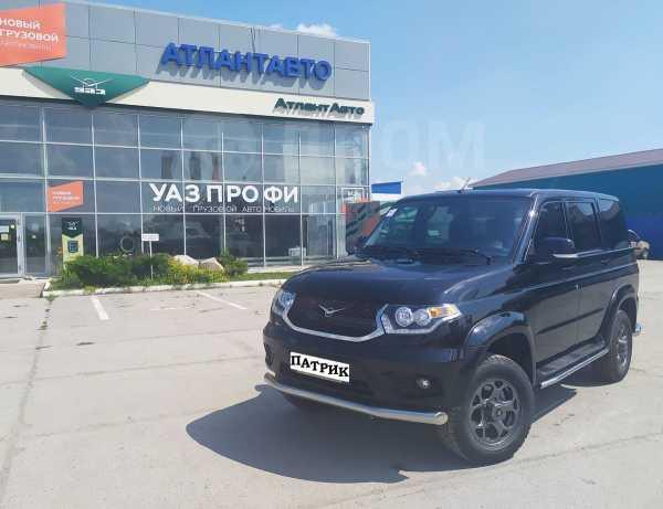 УАЗ Патриот, 2019 год, 1 231 800 руб.