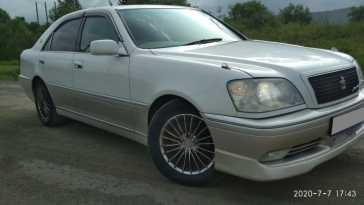 Хабаровск Toyota Crown 2002