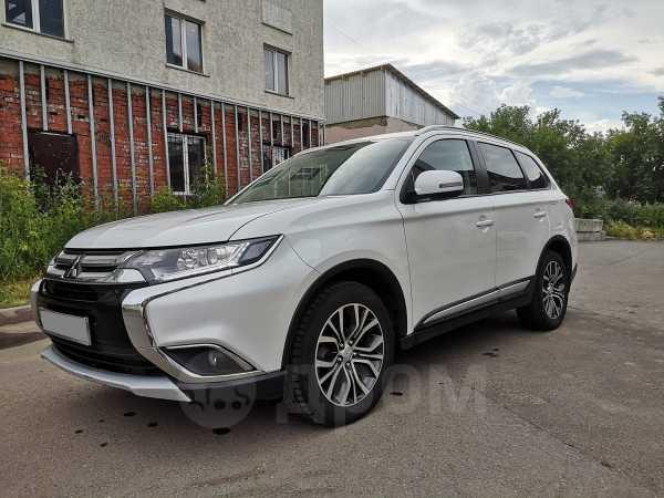 Mitsubishi Outlander, 2018 год, 1 580 000 руб.