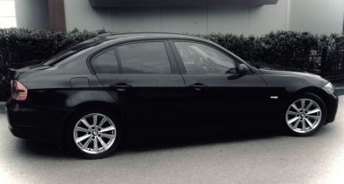 Москва BMW 3-Series 2006