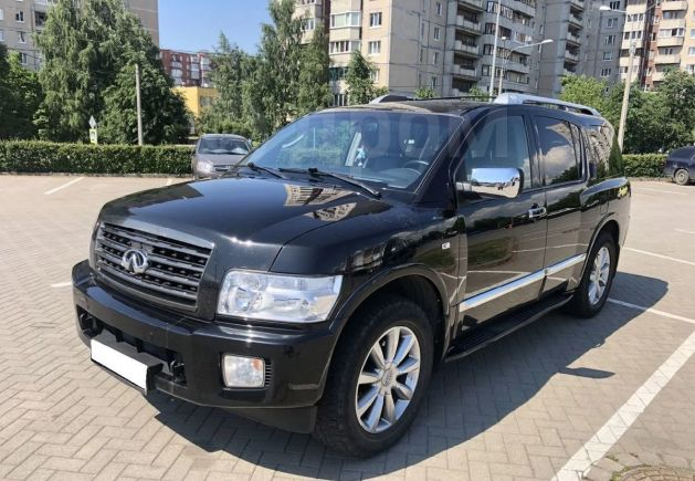 Infiniti QX56, 2008 год, 950 000 руб.