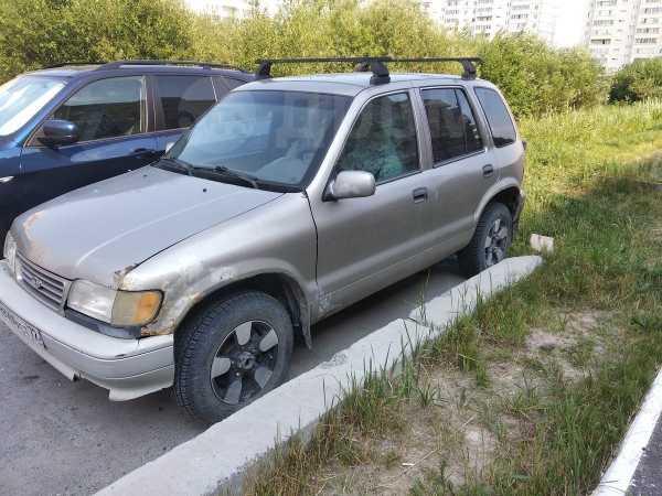 Kia Sportage, 1997 год, 99 000 руб.