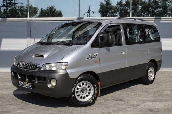 Hyundai Starex, 2002 год, 320 000 руб.