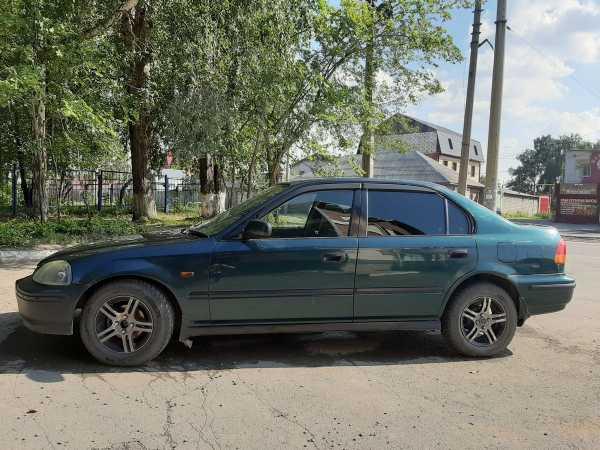 Honda Civic Ferio, 1996 год, 95 000 руб.