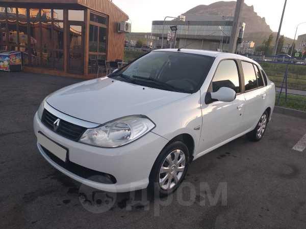Renault Symbol, 2011 год, 329 000 руб.