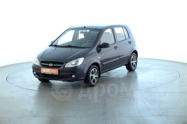 Hyundai Getz, 2008 год, 400 000 руб.