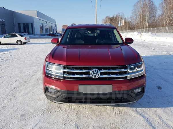 Volkswagen Teramont, 2018 год, 2 750 000 руб.
