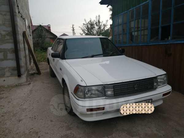 Toyota Crown, 1987 год, 180 000 руб.
