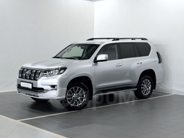 Toyota Land Cruiser Prado, 2019 год, 3 722 000 руб.