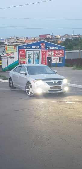 Красноярск Toyota Camry 2007