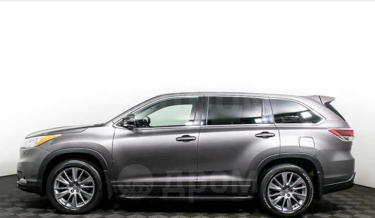 Toyota Highlander, 2014 год, 2 299 000 руб.