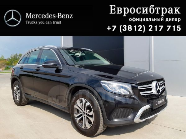 Mercedes-Benz GLC, 2017 год, 2 249 900 руб.