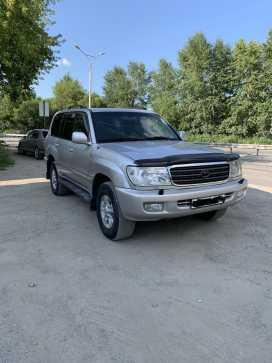 Новосибирск Land Cruiser 2000