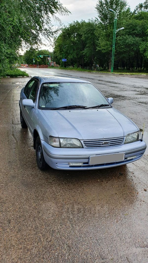 Toyota Corsa, 1998 год, 180 000 руб.