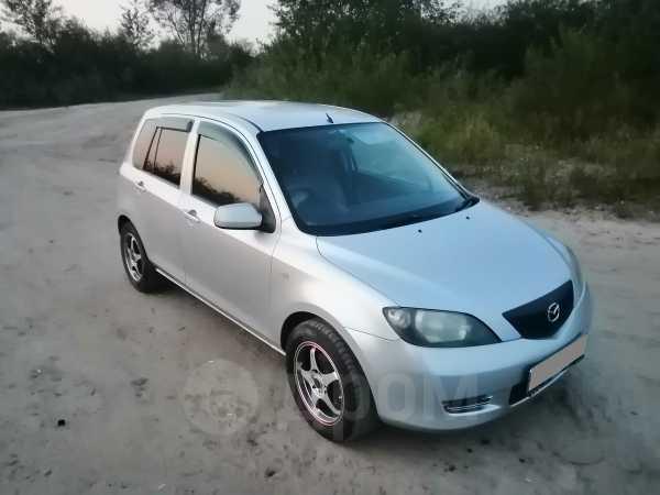Mazda Demio, 2002 год, 265 000 руб.