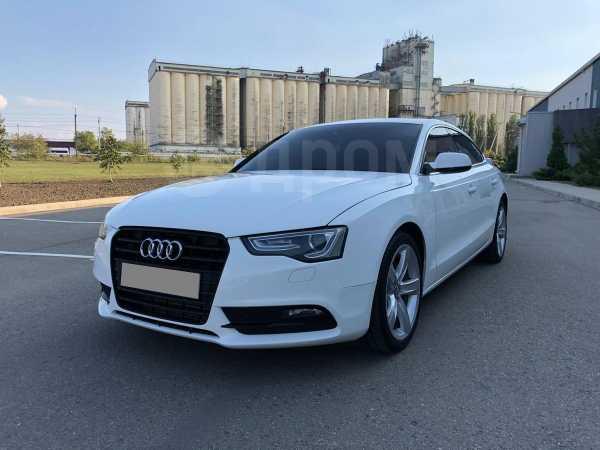 Audi A5, 2013 год, 865 000 руб.
