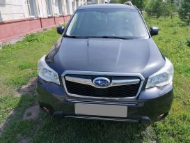 Барабинск Forester 2013