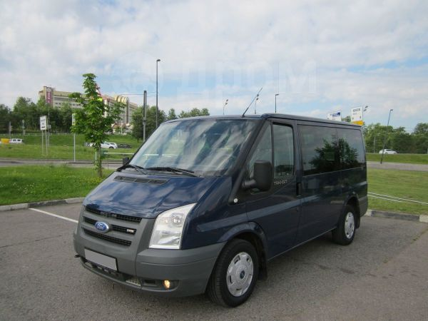 Ford Tourneo Custom, 2006 год, 685 000 руб.