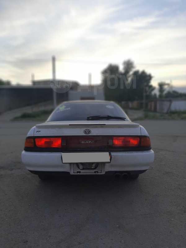 Toyota Corona Exiv, 1992 год, 100 000 руб.